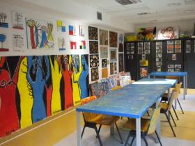 laboratorio artistico